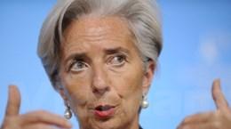 Thế giới chúc mừng nữ Tổng Giám đốc của IMF