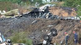 Những vụ tai nạn máy bay nghiêm trọng của Nga