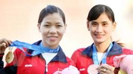 Việt Nam đuổi kịp Thái về số huy chương vàng
