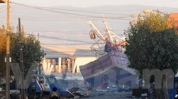Chile lại rung chuyển vì dư chấn động đất mạnh
