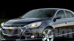 Chevrolet Malibu phiên bản 2014 có nhiều thay đổi