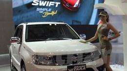 Suzuki gây ấn tượng