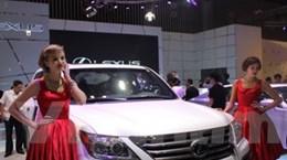 Thương hiệu xe sang Lexus chính thức vào Việt Nam