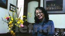 Mang múa dân tộc đến với cộng đồng Việt kiều