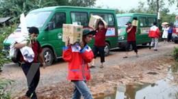 Chính phủ các nước viện trợ khẩn cấp cho miền Trung