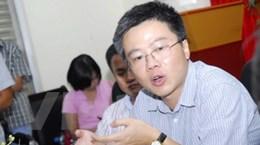 SV Việt tại Pháp giao lưu với giáo sư Ngô Bảo Châu