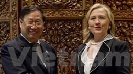 ASEAN-Mỹ tăng hợp tác duy trì hòa bình khu vực