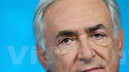 Hoãn xử ông Strauss-Kahn về tội môi giới mại dâm