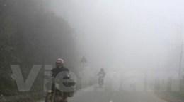 Vùng núi Sa Pa 9,5 độ C