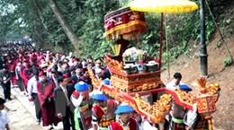 Chùm ảnh lễ dâng hương tưởng niệm các vua Hùng