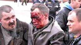 2 nghi can đánh bom khủng bố ở Belarus nhận tội