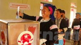 Thông tin tuyên truyền góp phần thành công bầu cử