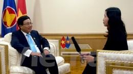 """""""ASEAN thống nhất lập trường về tất cả các vấn đề"""""""