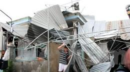 Nghệ An khẩn trương khắc phục hậu quả bão số 3