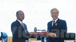 Đại hội đồng AIPA-31 kết thúc thành công tốt đẹp