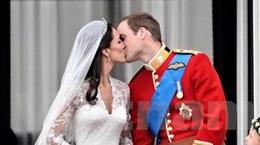 23 triệu dân Mỹ theo dõi đám cưới Hoàng gia Anh