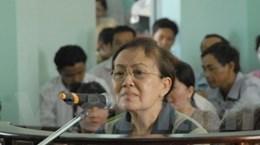 Y án 8 năm tù nguyên Giám đốc Trần Ngọc Sương