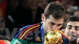 FIFA công bố đội hình tiêu biểu World Cup 2010