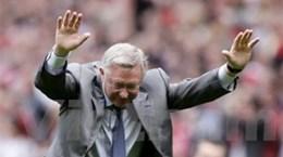 HLV Ferguson hân hoan trước ngưỡng cửa kỷ lục
