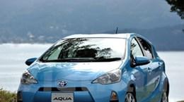 Ngành xe hơi Nhật hồi phục bằng công nghệ xanh