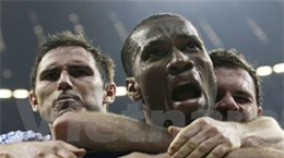 Trực tiếp Bayern-Chelsea: Drogba so tài với Gomez
