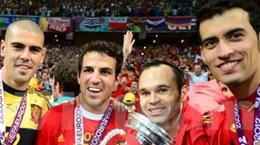 Fabregas gửi tặng chức vô địch EURO cho Roque