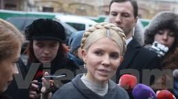 Tòa Kiev từ chối thả cựu Thủ tướng Tymoshenko