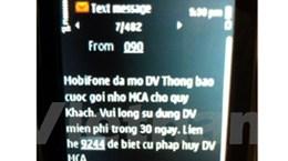 """MobiFone bị tố """"ép thượng đế"""" sử dụng dịch vụ"""