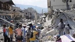 Động đất gây thiệt hại đến 50% GDP của Haiti