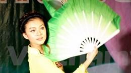 Nguyễn Phạm Bích Trâm đoạt Người đẹp tài năng