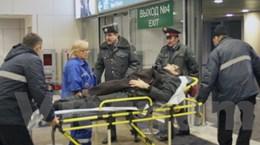 Xác minh được kẻ đánh bom sân bay Domodedovo