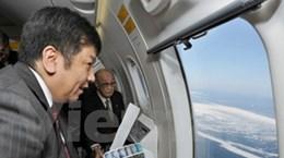 Quan chức Nhật thị sát hòn đảo tranh chấp với Nga