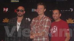 """Backstreet Boys cam kết có """"show diễn tuyệt vời"""""""