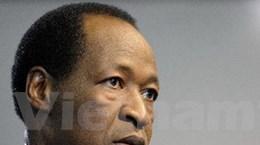 Tổng thống Compaore làm bộ trưởng quốc phòng
