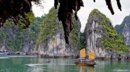 Vịnh Hạ Long là kỳ quan thiên nhiên thế giới mới