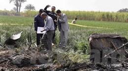 Ai Cập tạm dừng tham quan khinh khí cầu sau sự cố