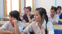Trường đầu tiên công bố điểm tuyển sinh đại học