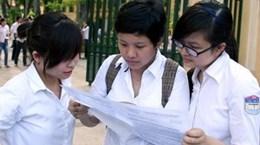 Hội đồng chấm thi sai, Bộ giữ điểm cho thí sinh