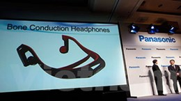 """Panasonic giới thiệu thiết bị """"não nghe"""" ở CES 2013"""