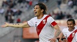 Guerrero lập hat-trick giúp Peru giành giải ba
