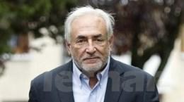 Strauss-Kahn dàn xếp với cô hầu phòng Manhattan