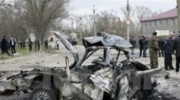 Vô hiệu hóa khối chất nổ lớn ở Cộng hòa Dagestan
