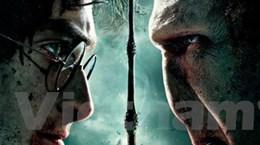 Phần cuối Harry Potter đạt kỷ lục doanh thu mới