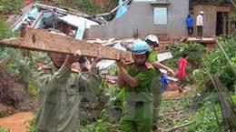 Số người chết do bão số 9 tiếp tục tăng