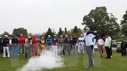 Giải golf hữu nghị dịp kỷ niệm thiết lập quan hệ ngoại giao Việt-Đức