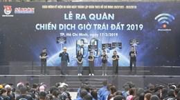 Giờ Trái đất năm 2019 tại TP. Hồ Chí Minh sẽ có nhiều khác biệt
