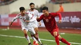 Đội tuyển Việt Nam dồn hết lực cho vòng loại World Cup 2022