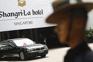 Singapore sẵn sàng cho lễ khai mạc Đối thoại Shangri La 14