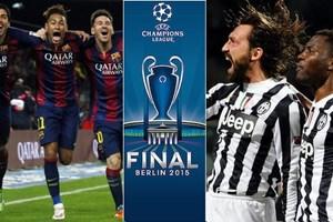 Chung kết Champions League: Định mệnh gọi tên Barca hay Juve?