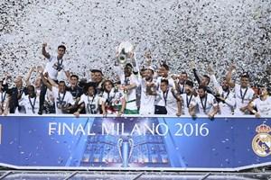 Hình ảnh đáng nhớ trong ngày Real đăng quang Champions League